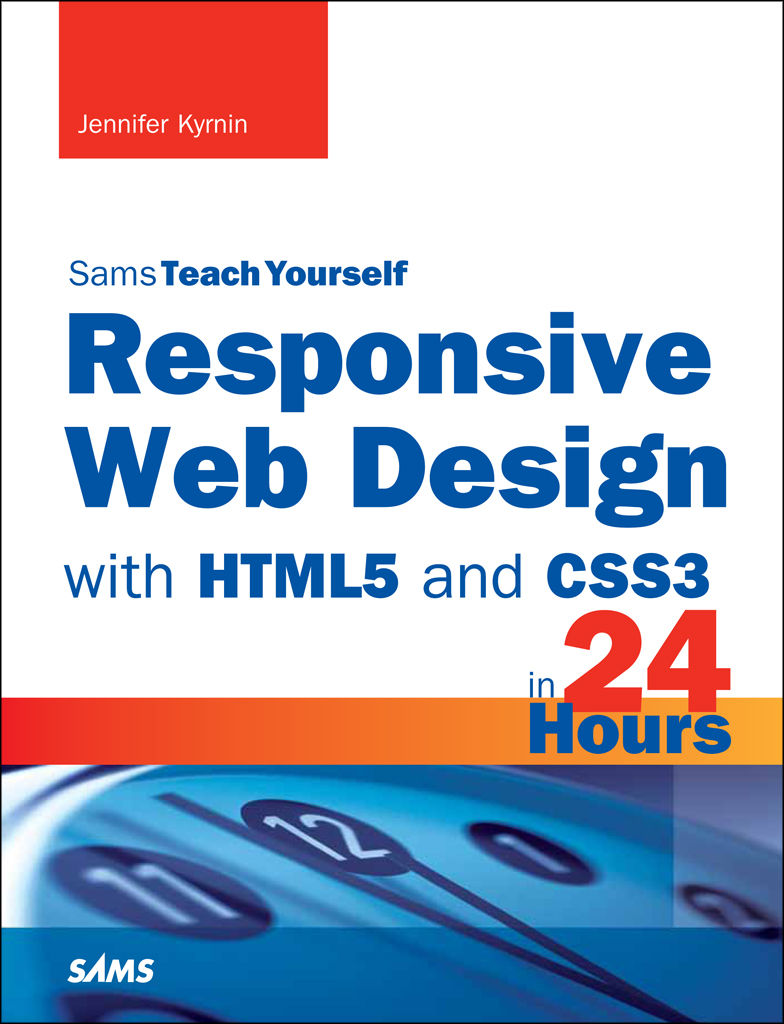 Responsive Web Design in 24 Hours