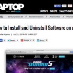 How to Install and Uninstall Applications on a Mac